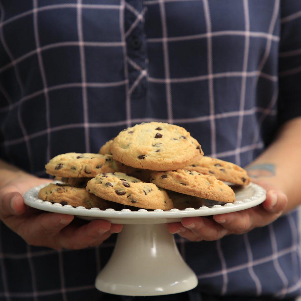 Starbucks Chocolate Chip Cookies