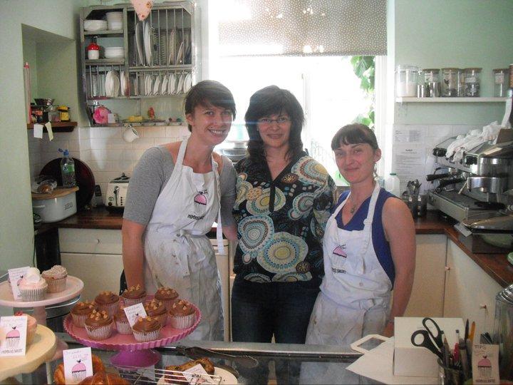 Primrose Bakery Londres - Maio 2011