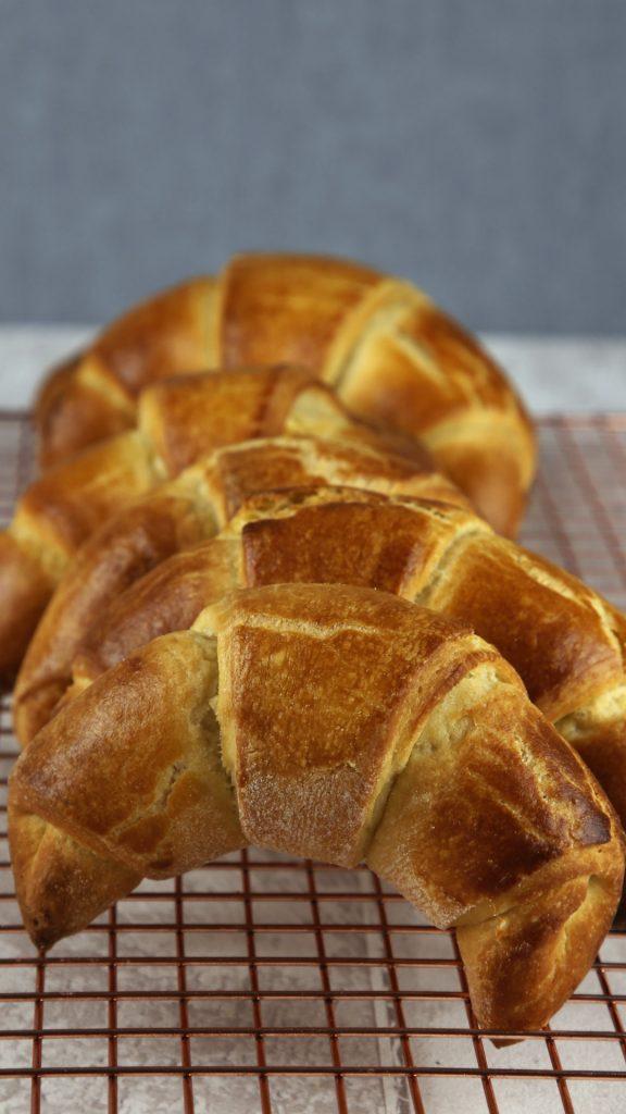 croissants lanche