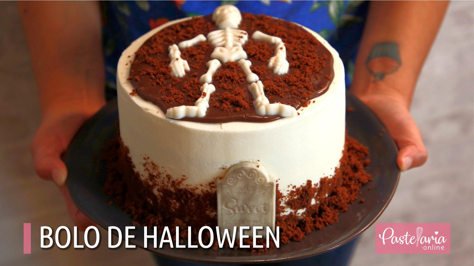 Video bolo halloween