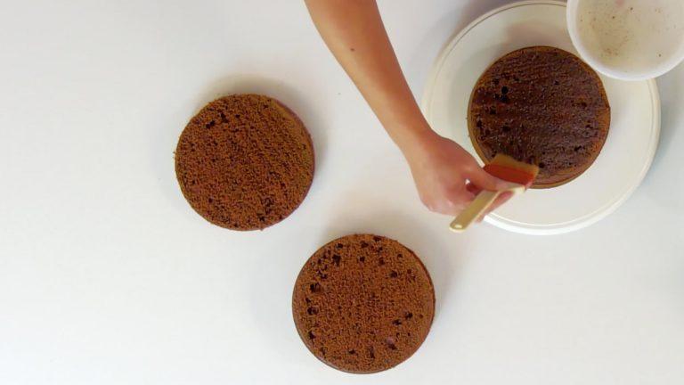 Calda de Açúcar para bolos
