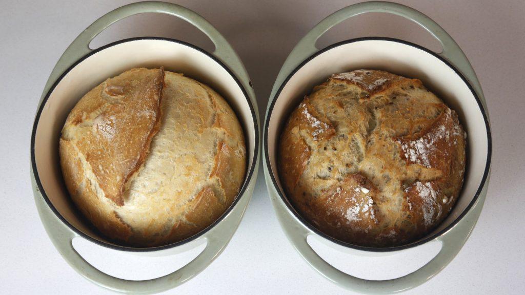 Pão Caseiro no Tacho