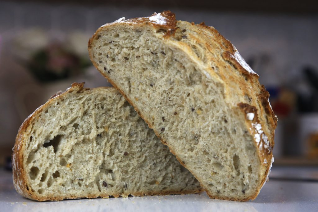 Pão Caseiro - Pão de Tacho