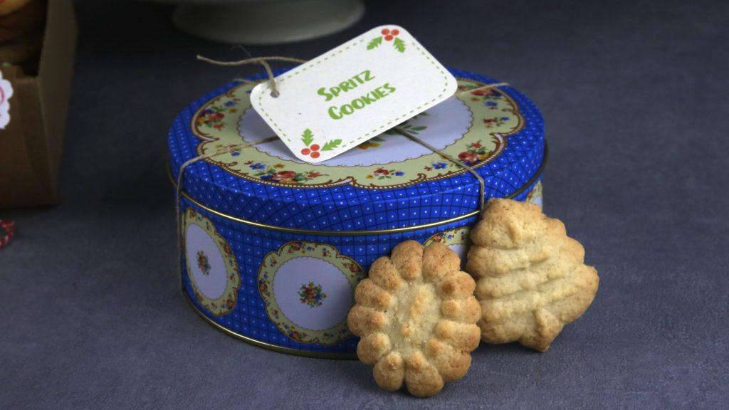 Cookie Box - Pastelaria Online